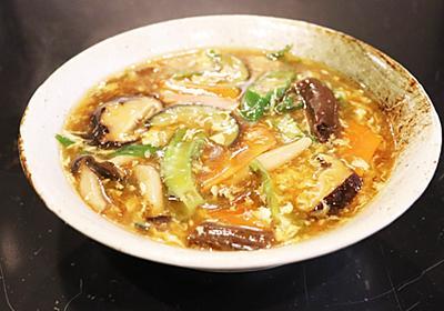 うまみと甘みが濃い…福岡・渡辺通「麺や菜」の「打滷(ダールー)麺」はあんかけと野菜がベストマッチでメチャクチャ美味い - ぐるなび みんなのごはん