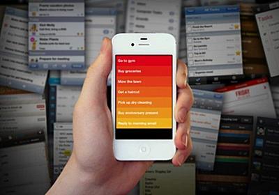 一夜にして世界中を席巻したiPhoneアプリ「Clear」の裏側 WIRED.jp