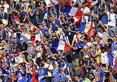 「W杯史上最悪の試合」、退屈なデンマーク対フランス戦をファンも酷評 写真1枚 国際ニュース:AFPBB News