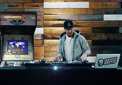 『ストリートファイターII』の効果音をスクラッチ!レッドブルのDJ教材でおなじみのDJ Skratch Bastidによる『ストII』25周年記念DJリミックス | soundrope