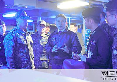韓国、「自衛隊が威嚇飛行」と再び抗議 公表はせず:朝日新聞デジタル