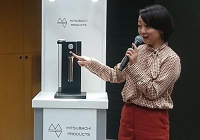 """パナに""""蹴られた""""新事業、休職して挑戦:日経ビジネスオンライン"""