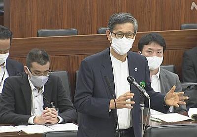 尾身会長「パンデミックの中での五輪開催は普通でない」   新型コロナウイルス   NHKニュース