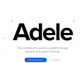 膨大なデザインシステムを細やかに検索・参照できる。デザインシステムプラットフォーム『Adele』。UXPinから|小山和之|Kazuyuki Koyama|note
