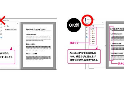 「PDFなどの文書」や「画像だけの地図」もアクセシブルにできる[CSUNレポート] | イベント・セミナー | Web担当者Forum