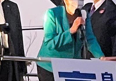 「『高市公約』の疑惑はその通りでございます」 自民・高市政調会長:朝日新聞デジタル