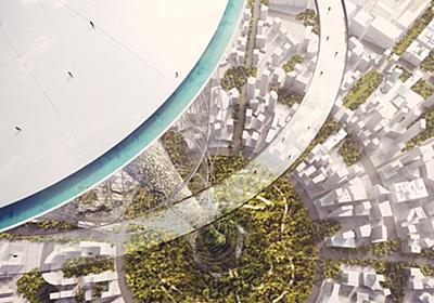 高さ1.6kmの「世界一高い展望塔タワー」計画 « WIRED.jp
