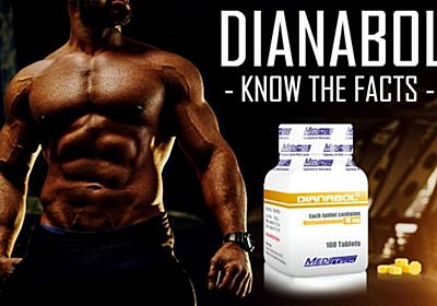 Methandienone Known As Dianabol Illegal Steroid