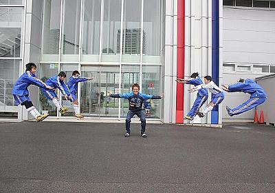"""横浜F・マリノス【公式】@🏠 on Twitter: """"2013/4/1 【兵藤慎剛選手、特殊能力覚醒のお知らせ】 横浜F・マリノス所属の兵藤慎剛選手の特殊能力が、本日覚醒したことをお知らせいたします。 #fmarinos http://t.co/leV5d45xvN"""""""