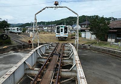 天浜線の500円で楽しめる「洗って!回って!列車でGo」で洗車機と転車台を体験 - 鉄道と自転車でプチ冒険に出よう