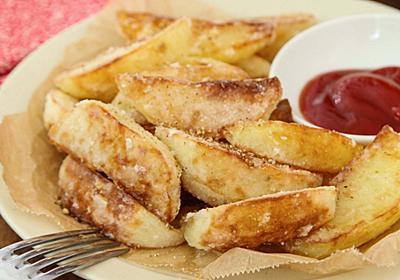 揚げずに美味しい「フライドポテト」を作る方法とは? 「大さじ3の油で簡単!」「絶対に美味しいやつだぁぁぁ」 | ガジェット通信 GetNews