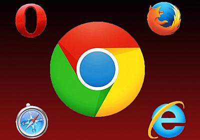グーグルはクローム以外のブラウザーをいじめる悪癖があるみたい | ギズモード・ジャパン
