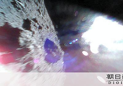 はやぶさ2の探査ロボ、リュウグウ着陸に成功 世界初:朝日新聞デジタル