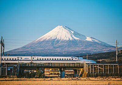 東京まで物理的距離ではなく交通費が各都道府県からどれぐらいになるかが一目瞭然の「交通費変形地図(都道府県ver)」 - GIGAZINE