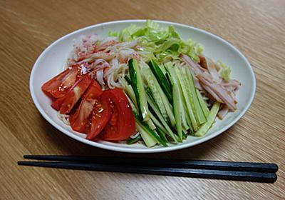 冷麺つくってみました | Blog.IKUBON.com