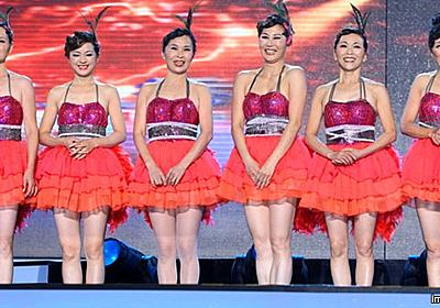 China's got viewers - Television