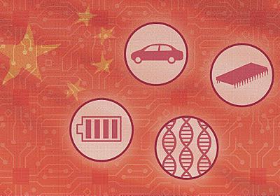 先端技術研究、中国が8割で首位 ハイテク覇権に米警戒  :日本経済新聞