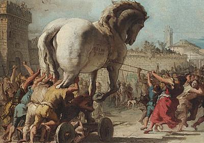西洋絵画に見るギリシア神話『トロイア戦争』の物語 - 歴ログ -世界史専門ブログ-