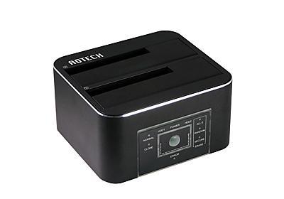 PC不要で複製やデータ消去ができるHDD/SSDスタンドがAOTECHから - AKIBA PC Hotline!