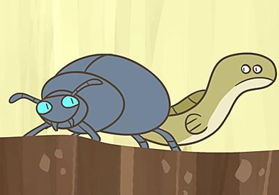 「ウナギは泥から自然発生する生物である」「虫の体内から生えてくる生き物だ」など珍説が飛び交ったウナギの研究史を解説するムービー - GIGAZINE