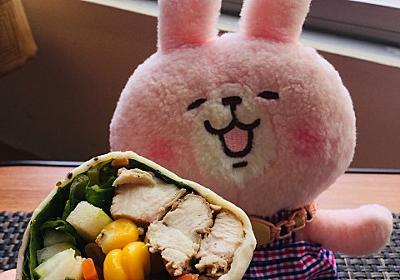 """今週火曜日のDIET IN A BOXのメニューは""""サラダ""""なイメージのメニューでした! - happykanapyのCebuライフ"""