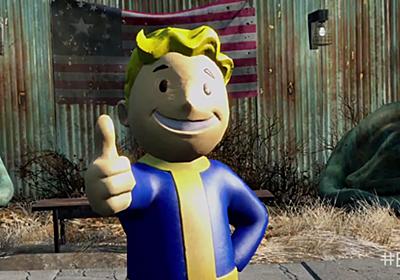 SF史に残る(べき)ゲームたち:第22回『Fallout4』――電子の世界に産まれ直す装置としてのゲーム