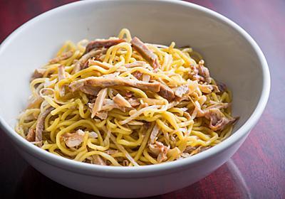 中華風和え麺 石橋 幸シェフのレシピ | シェフごはん
