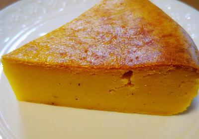かぼちゃチーズケーキの簡単レシピ、ハロウィンにどうぞ。 - シンプル節約生活