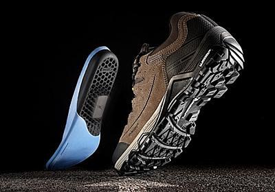アウトドアブランドHi-Tec、足への振動で道案内するBluetooth対応シューズを発表 - CNET Japan