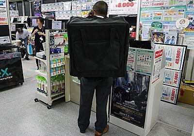 ゲーミングPCを背負える巨大バッグ、ツクモに試作品が入荷 (取材中に見つけた○○なもの) - AKIBA PC Hotline!