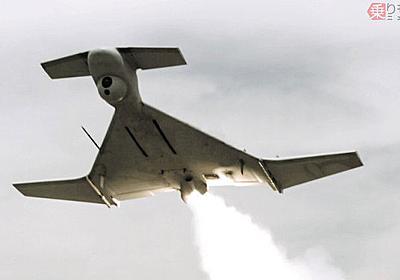 「徘徊型兵器」って何? コスパ最強「自爆型ドローン」でハイテク兵器不要時代到来か | 乗りものニュース