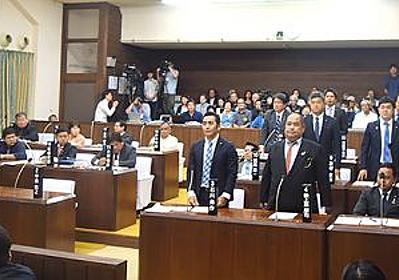 自治条例廃止案を否決 石垣市議会 賛成少数、与党の公明などが反対に回る - 琉球新報 - 沖縄の新聞、地域のニュース