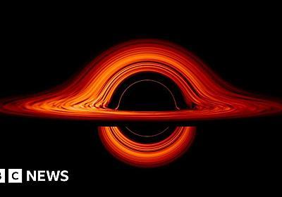 Black hole breakthroughs win Nobel physics prize - BBC News