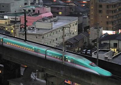 「鉄道ファンの乗車懸念」 夜行新幹線取りやめで組織委 | 河北新報オンラインニュース / ONLINE NEWS