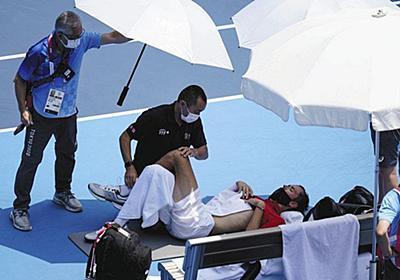 「死んだら責任取れるのか」メドベージェフが酷暑対策を訴え 国際テニス連盟、29日から試合開始時間を変更<テニス>:東京新聞 TOKYO Web