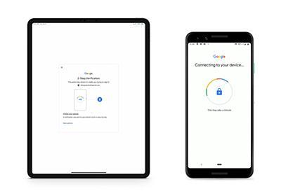 iPhoneとAndroid併用者に便利。Googleログインの「Android機セキュリティキー」がiOSでも - Engadget 日本版