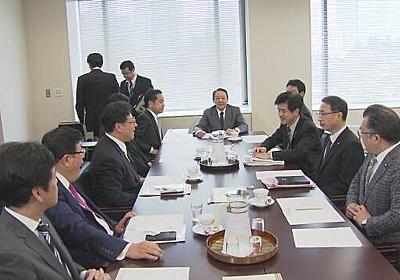 「緊急事態宣言」国会の事前承認を与党側は拒否 | NHKニュース