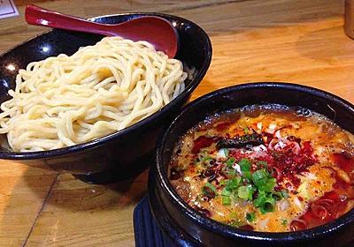 辛つけ麺専門カラツケグレ@五反野 - アロマファンタジー高輪Staff飯ブログ