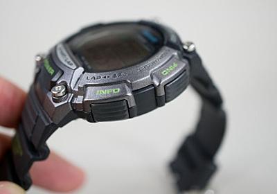 iPhoneの新着通知は腕で受ける!カシオの「STB-1000」 - ケータイ Watch Watch