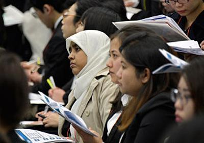 外国人留学生「就職条件緩和」に潜む「優秀な人材」という欺瞞 フォーサイト-新潮社ニュースマガジン:時事ドットコム