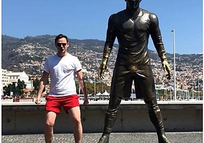 【海外発!Breaking News】クリスティアーノ・ロナウドの銅像、ある部分だけ触られすぎて変色(ポルトガル) | Techinsight(テックインサイト)|海外セレブ、国内エンタメのオンリーワンをお届けするニュースサイト