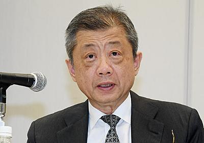 LIXIL潮田氏、取締役・CEO辞任へ  :日本経済新聞