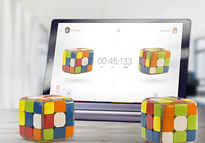 GoCube | The Classic Puzzle Reinvented by GoCube —Kickstarter