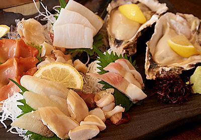 大アサリを食べながら飲む日本酒の美味さに驚愕!日本酒飲み放題の貝専門店「かいのみ」で貝づくしの極楽を体験してきた! - ぐるなびWEBマガジン