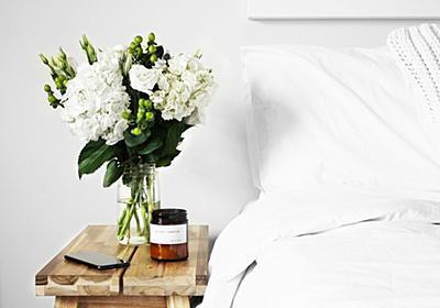 ベッドサイドテーブル で1日の始まりと終わりに癒しを♡ | Ajouter