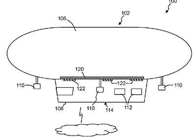 ウォルマート、配達用ドローンを飛行船で近くまで運ぶ技術--公開特許に - CNET Japan
