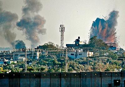 CNN.co.jp : ガザからロケット弾250発、イスラエルの報復空爆で4人死