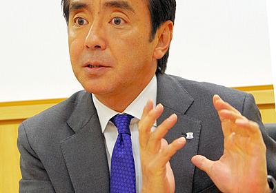 ローソン社長「外国人技能実習は必要。コンビニ追加を」:朝日新聞デジタル