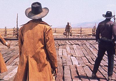 セルジオ・レオーネ「ウエスタン」、原題で2時間45分オリジナル版を公開 : 映画ニュース - 映画.com