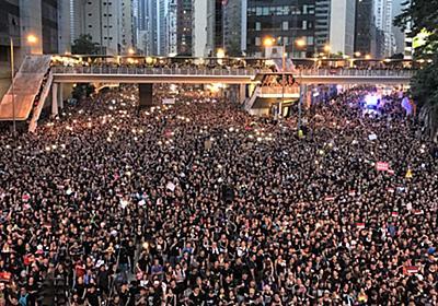 香港民主派の中心組織が解散 国安法で捜査受け「運営困難」   毎日新聞